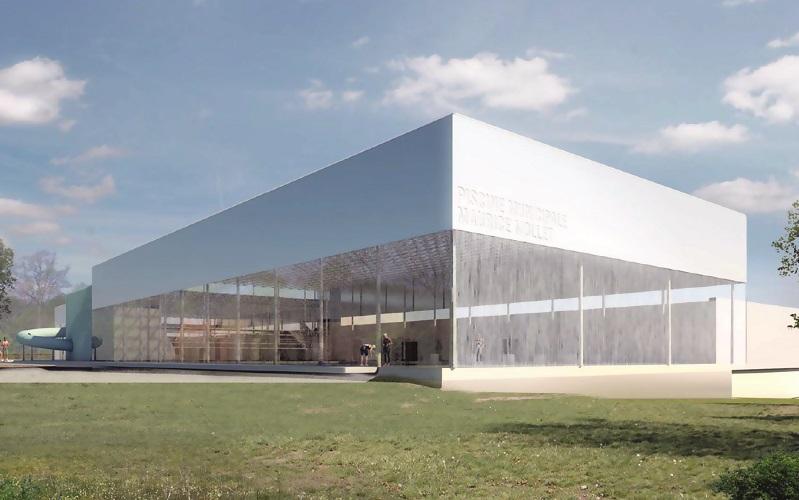Projet de la nouvelle piscine en lieu et place de l'actuelle Maurice Mollet